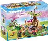 Playmobil Toverfee Elixia in het dierenbos - 5447
