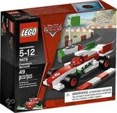 LEGO Cars 2 Francesco Bernoulli - 9478