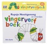 Rupsje Nooitgenoeg - Vingerverfboek