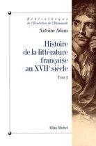 Histoire de la littérature française au XVIIe siècle - tome 2