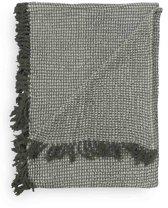 Heckett & Lane Lien - Plaid - 150x200 cm - Grey