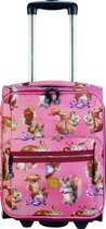 Pick & Pack Squirell Trolley - Dusty Pink