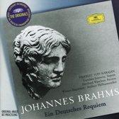 Brahms: Ein Deutsches Requiem / Karajan, Janowitz, Waechter et al