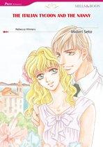 THE ITALIAN TYCOON AND THE NANNY (Mills & Boon Comics)