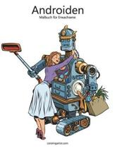 Androiden-Malbuch F r Erwachsene 1