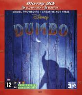 Dumbo (3D Blu-ray) (Import zonder NL)
