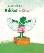 Boek cover Kikker - Kikker is Kikker van Max Velthuijs (Hardcover)