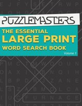 The Essential Large Print Word Search Book