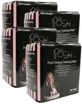 Posh puppy training pads 60x60 cm 2x 60 st