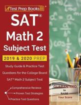SAT Math 2 Subject Test 2019 & 2020 Prep