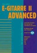 E-Gitarre 2 Advanced. Aufbaukurs mit CD