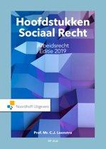 Hoofdstukken sociaal recht editie 2019
