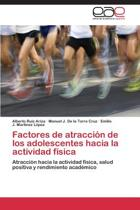 Factores de Atraccion de Los Adolescentes Hacia La Actividad Fisica