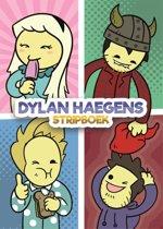 Boek cover Dylan Haegens Stripboek van Dylan Haegens (Onbekend)
