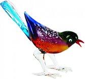 Glazen vogel
