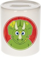Dinosaurus spaarpot voor kinderen 9 cm