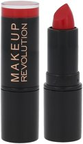 Makeup Revolution Atomic Lipstick - Ruby