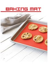 Multi BBQ Grill Mat / Ovenmat - Bakmat Ovenbestendig - Barbecuemat 2 Stuks
