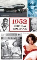 1952 Birthday Notebook