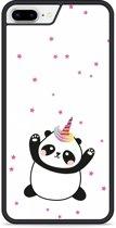 iPhone 8 Plus Hardcase hoesje Pandicorn