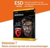 G Data AntiVirus OEM NL (fysieke voucher)