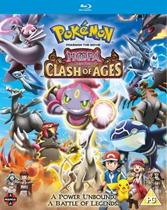 Pokemon Movie: Hoopa And The Clash Of Ages (dvd)