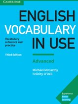 English Vocabulary in Use - Advanced Book with answers