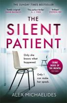 Boek cover The Silent Patient van Alex Michaelides (Hardcover)