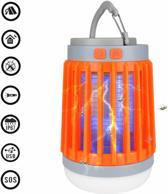 B.K label-LED Camping Lamp Anti Muggenlamp 3in1-Muggen Lamp Oplaadbaar USB Solar-Insectenlamp-Muggendoder-Vliegen muggen killer-Muggenstekker UV licht -muggen stekker-Mosquito killer-Elektrische anti muggen-Fly killer-Insect killer-insectenverdelger