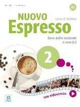 Nuovo Espresso 02 - einsprachige Ausgabe Schweiz. Buch mit DVD-ROM