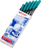 Edding 4200 Porseleinstift Turquoise
