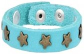 Little Bijoux Armband Turquoise star