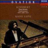Schubert: Piano Sonatas D 959, D 784, D 157 / Radu Lupu