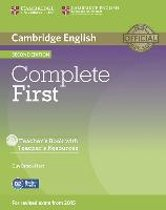 Complete First - Second Edition. Teacher's Book with Teacher's Resource CD-ROM
