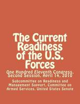 The Current Readiness of the U.S. Forces