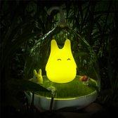 Ophangbaar Nachtlicht voor Babykamer / Kinderkamer - Uniek Lichtje voor Uw Kindje - Kinder Nachtlamp met Geel Figuurtje