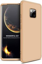 Teleplus Huawei Mate 20 Pro 360 Full Protected Cover Gold