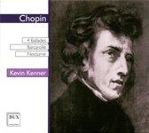 Chopin: 4 Ballades, Barcarolle & No