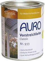 Auro 933 Grondverf WIT (klik hier voor de inhoud)