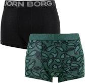 Björn Borg - 2p Shorts BB Vie - Heren - maat S