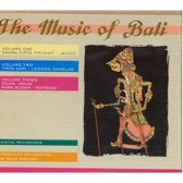 The Music Of Bali
