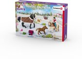 Schleich Adventskalender 2017 Paarden Club - 97447