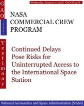 NASA COMMERCIAL CREW PROGRAM