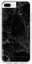 Casetastic Hard Case Apple iPhone 7 Plus / 8 Plus - Black Marble