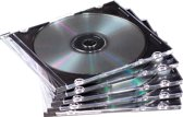 Fellowes CD/DVD Slimcase - 25 Stuks