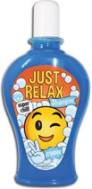 Paperdreams Smiley Shampoo - Just Relax
