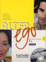Alter Ego 1 livre de l'élève + cd-audio