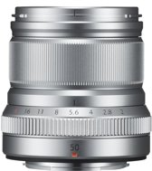 Fujifilm XF 50mm F2.0 R WR MILC/SLR Telelens Zilver