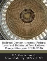 Railroad Competitiveness