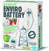4M Kidzlabs Green Science - Natuurlijke Batterij